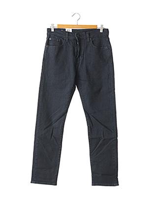 Jeans coupe droite bleu LEVIS pour femme