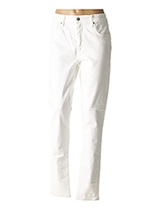 Jeans skinny blanc LEVIS pour femme seconde vue