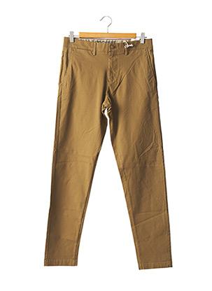 Pantalon casual beige DOCKERS pour homme