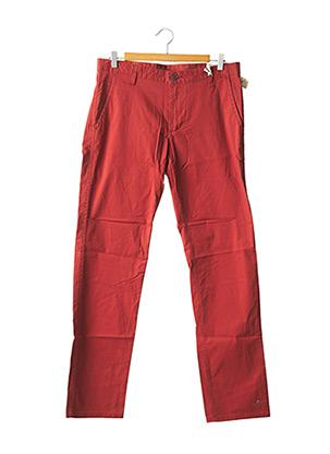 Pantalon casual orange DOCKERS pour homme