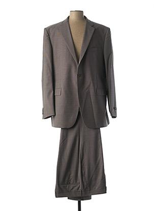 Costume de ville gris SMALTO pour homme