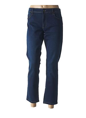 Pantalon 7/8 bleu ONLY pour femme
