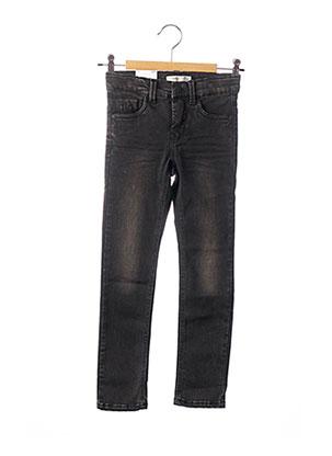 Jeans coupe slim noir NAME IT pour fille