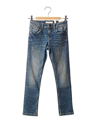 Jeans coupe slim bleu NAME IT pour garçon