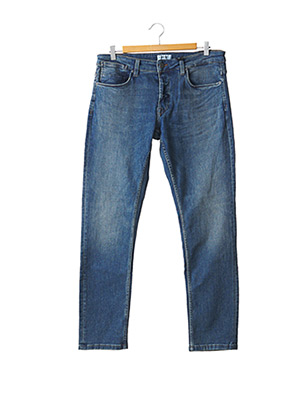 Jeans coupe droite bleu ONLY&SONS pour homme