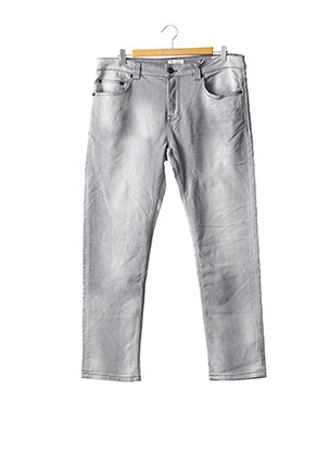 Jeans coupe slim gris ONLY&SONS pour homme