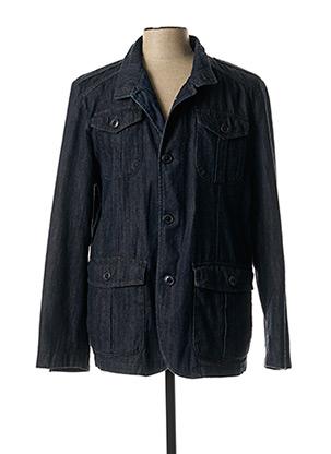 Veste en jean bleu PIERRE CARDIN pour homme