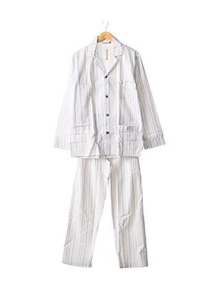 Pyjama gris EMINENCE pour homme
