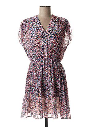 Robe courte rose MOLLY BRACKEN pour femme