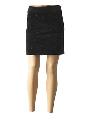 Jupe courte noir WHITE STUFF pour femme