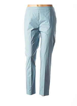 Pantalon casual bleu ROSSO 35 pour femme