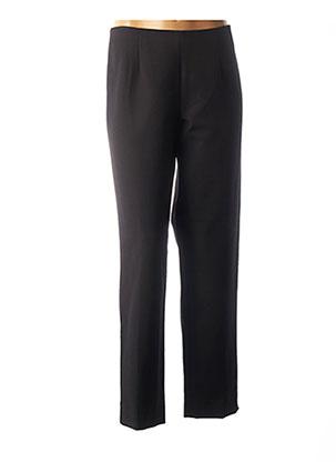 Pantalon casual noir ROSSO 35 pour femme