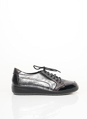 Chaussures de confort noir PEDI GIRL pour femme