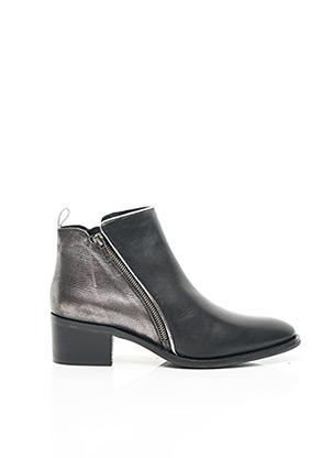 Bottines/Boots noir ADIGE pour femme