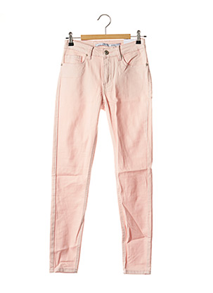 Pantalon casual rose TIFFOSI pour femme