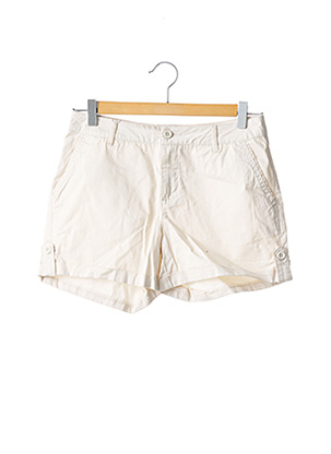 Short beige VILA pour femme