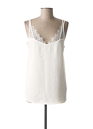 Top blanc B.YOUNG pour femme