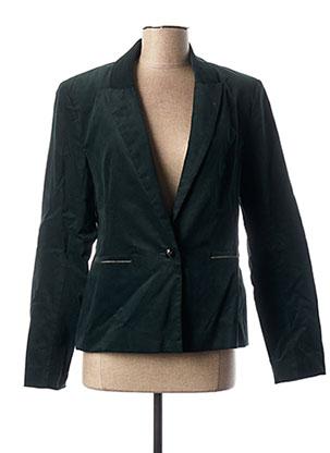 Veste chic / Blazer vert ONE STEP pour femme