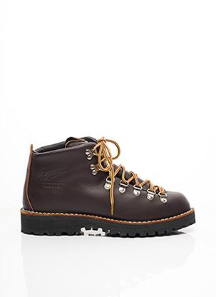 Bottines/Boots marron DANNER pour homme