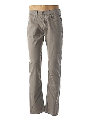 Jeans coupe droite gris LEE COOPER pour homme