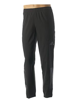 Jogging noir ADIDAS pour homme