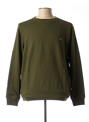 Sweat-shirt vert FYNCH-HATTON pour homme