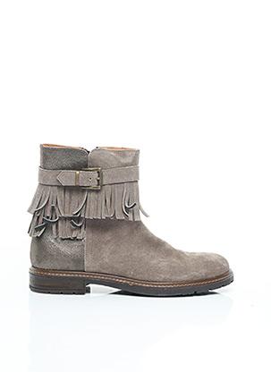 Bottines/Boots beige FRANCO ROMAGNOLI pour fille