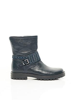 Bottines/Boots bleu FRANCO ROMAGNOLI pour fille
