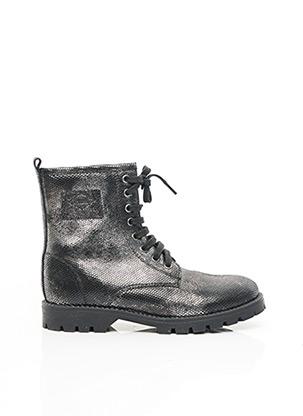 Bottines/Boots noir PALLADIUM pour fille