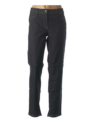 Jeans skinny bleu LUISA CERANO pour femme