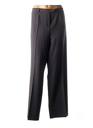 Pantalon chic gris FRANK WALDER pour femme