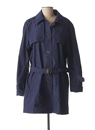 Imperméable/Trench bleu FRANSA pour femme