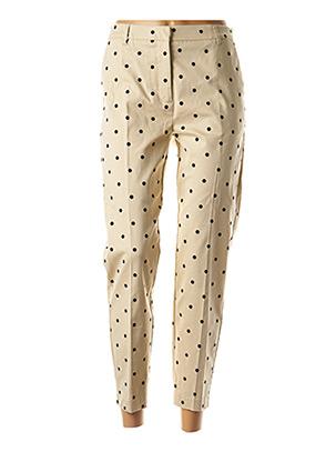 Pantalon casual beige B.YOUNG pour femme