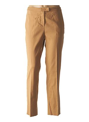 Pantalon casual marron GERARD DAREL pour femme