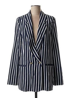 Veste chic / Blazer bleu CAROLINE BISS pour femme
