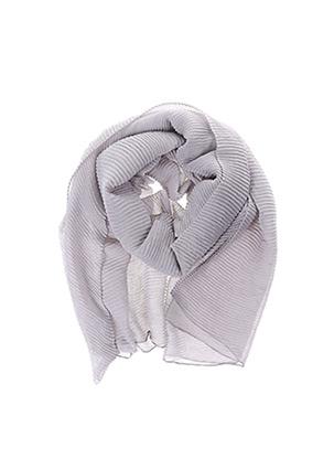 Foulard gris ESPRIT pour femme