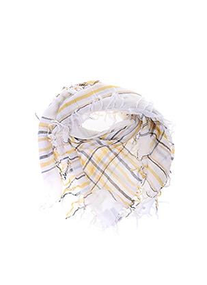 Foulard jaune ESPRIT pour femme