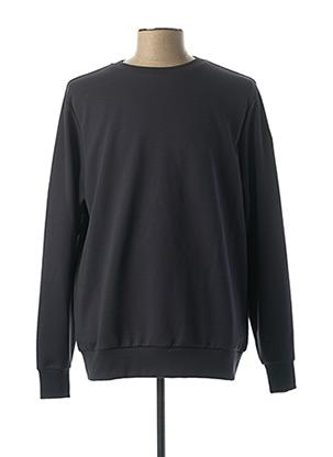 Sweat-shirt noir COLMAR pour homme