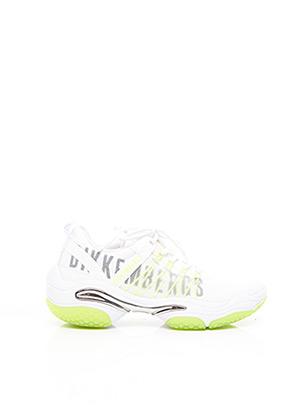 Baskets blanc BIKKEMBERGS pour homme