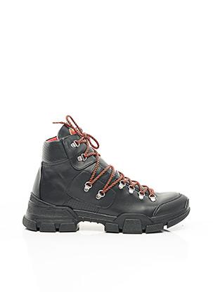 Bottines/Boots noir FORTY 5 DEGREES pour homme