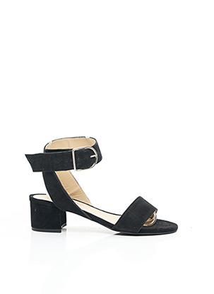 Sandales/Nu pieds noir VIDI STUDIO pour femme