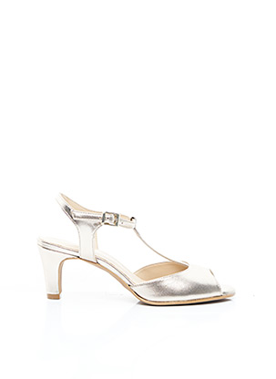 Sandales/Nu pieds rose BRENDA ZARO pour femme