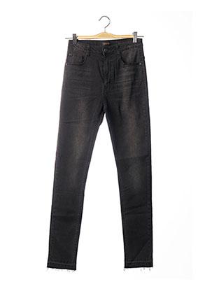 Jeans skinny noir BECKARO pour fille