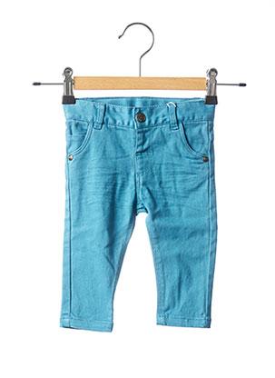Pantalon casual bleu BOBOLI pour garçon