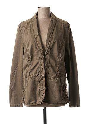 Veste casual marron BETTY BARCLAY pour femme