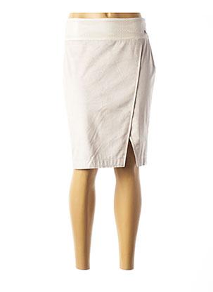Jupe mi-longue gris SPORTALM pour femme