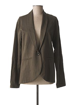 Veste chic / Blazer vert JENSEN pour femme