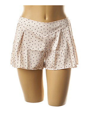 Pyjashort rose ANTIGEL pour femme