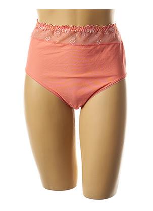Slip/Culotte orange PRIMA DONNA pour femme