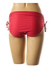 Bas de maillot de bain rouge PRIMA DONNA pour femme seconde vue